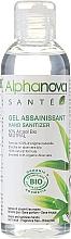 Perfumería y cosmética Gel antibacteriano de limpieza de manos con aloe vera, sin aroma - Alphanova Sante