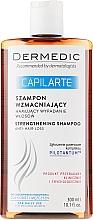 Perfumería y cosmética Champú anticaída del cabello con pantenol - Dermedic Capilarte Shampoo