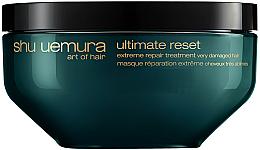 Perfumería y cosmética Mascarilla capilar reparadora con extracto de arroz - Shu Uemura Art of Hair Ultimate Reset Mask