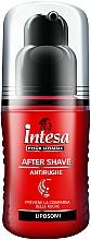Perfumería y cosmética Loción aftershave con liposomas y colágeno - Intesa Classic Black Afer Shave Antirughe