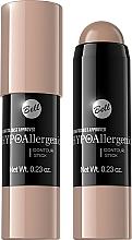 Perfumería y cosmética Contorno facial hipoalergénico en stick de larga duración - Bell HypoAllergenic Contour Stick