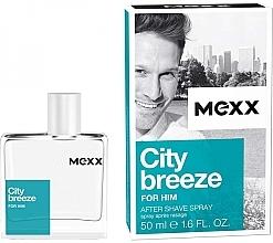 Perfumería y cosmética Mexx City Breeze For Him - Spray aftershave