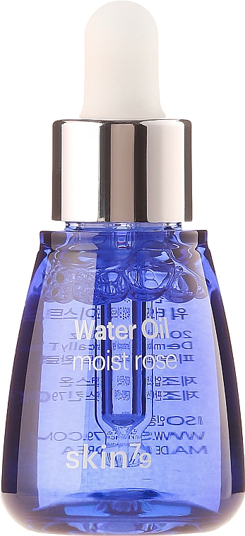 Sérum facial hidratante con agua de rosas - Skin79 Water Oil Moist Rose — imagen N2