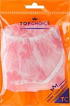 Perfumería y cosmética Gorro de ducha, rosa 30369 - Top Choice