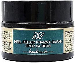 Perfumería y cosmética Crema para talones con cera de abeja y elastina - Hristina Cosmetics Handmade Heel Reapir Pharma Cream