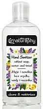Perfumería y cosmética Gel de manos antibacterial - Bluxcosmetics