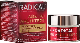 Crema facial antiedad con manteca de karité - Farmona Radical Age Architect Cream 70+ SPF15 — imagen N1