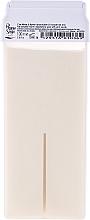 Perfumería y cosmética Cartucho de cera depilatoria liposoluble roll-on, pieles sensibles - Peggy Sage Cartridge Of Fat-Soluble Warm Depilatory Wax Blanc
