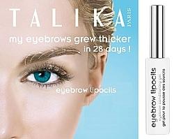 Gel para crecimineto de cejas - Talika Eyebrow Lipocils — imagen N3
