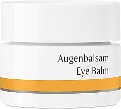 Perfumería y cosmética Bálsamo nutritivo para contorno de ojos con aceite de jojoba - Dr. Hauschka Eye Balm