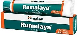 Gel analgésico para trastornos musculares y articulares con extracto de jengibre, efecto frío-calor - Himalaya Herbals Rumalaya Gel — imagen N1