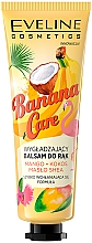 Perfumería y cosmética Crema de manos suavizante con mango, coco y manteca de karité - Eveline Cosmetics Banana Care