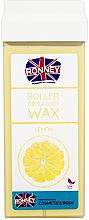 Perfumería y cosmética Cartucho de cera depilatoria roll-on, limón - Ronney Wax Cartridge Lemon