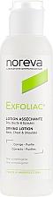Perfumería y cosmética Loción corporal antiimperfecciones con pidolato de zinc - Noreva Laboratoires Exfoliac Drying Lotion