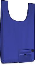 Perfumería y cosmética Bolso shopper compacto, azul (57x32cm) - MakeUp Smart Bag