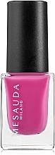 Perfumería y cosmética Esmalte de uñas brillante y de larga duración - Mesauda Milano Shine N'Wear Nail Polish Mini