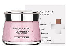 Perfumería y cosmética Manteca corporal con aceite de murumuru - Symbiosis London Revivifying Exotic Flamingo Body Butter