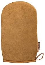 Perfumería y cosmética Guante aplicador de autobronceador, marrón - Curasano Spraytan Express