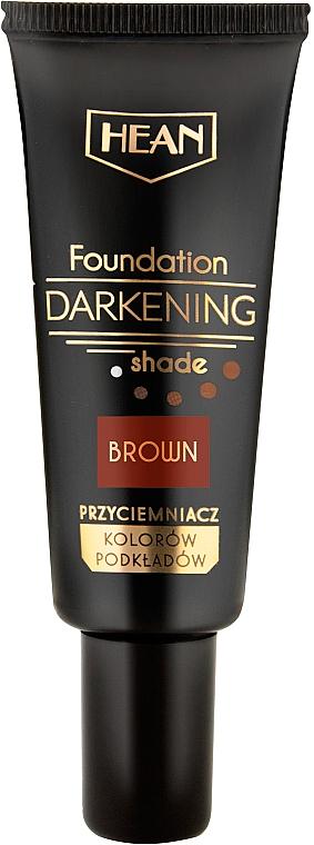 Oscurecedor para base de maquillaje - Hean Darkening Shade