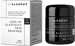 Perfumería y cosmética Tratamiento reafirmante facial con rosa damascena y manteca de karité - D'Alchemy Loss of Elasticity Skin Renew