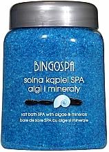 Perfumería y cosmética Sales de baño con algas y minerales - BingoSpa Bath Salt With Algae And Minerals