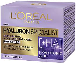 Perfumería y cosmética Crema de día con ácido hialurónico - L'Oreal Paris Skin Expert