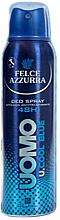 Perfumería y cosmética Desodorante spray con notas frescas 48H - Felce Azzurra Deo Cool Blue
