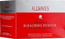 Perfumería y cosmética Polvo decolorante para cabello - Allwaves Bleaching Powder