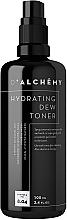 Perfumería y cosmética Tónico facial hidratante con extracto de algas marinas y aceite de rosa damascena - D'Alchemy Hydrating Dew Toner