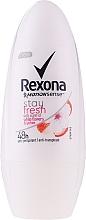 Perfumería y cosmética Desodorante roll-on antitranspirante - Rexona Stay Fresh Deo Roll-On White Flowers
