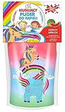 Perfumería y cosmética Polvo de baño infantil con aroma a sandía - Chlapu Chlap