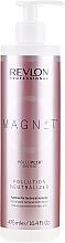 Perfumería y cosmética Neutralizante de la contaminación durante el proceso de coloración o decoloración - Revlon Professional Magnet Pollution Neutralizer