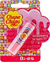 Perfumería y cosmética Bálsamo labial con sabor a fresa - Bi-es Chupa Chups Strawberry