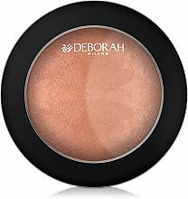 Perfumería y cosmética Colorete en polvo compacto - Deborah Hi-Tech Blush