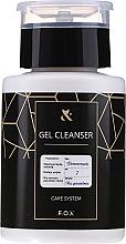 Perfumería y cosmética Desengrasante de uñas - F.O.X Gel Cleanser Care System