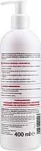 Crema de ducha con aceite de macadamia, manteca de karité - Emolium Dermocare Body Cleansing Creamy Gel — imagen N2