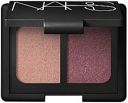 Perfumería y cosmética Sombras de ojos bicolor de larga duración - Nars Duo Eyeshadow