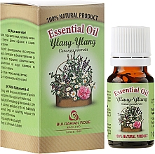 Perfumería y cosmética Aceite esencial de ylang-ylang 100% natural - Bulgarian Rose Ylang Ylang Essential Oil