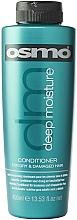 Perfumería y cosmética Acondicionador hidratante con aceite de argán y queratina - Osmo Deep Moisture Conditioner