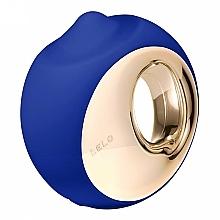 Perfumería y cosmética Simulador de sexo oral, azul oscuro - Lelo Ora 3 Midnight Blue