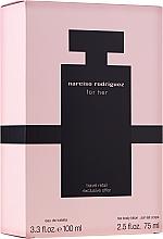 Perfumería y cosmética Narciso Rodriguez For Her - Set (Eau de toilette/100ml + Crema corporal/75ml)