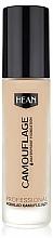 Perfumería y cosmética Base de maquillaje resistente al agua - Hean Camouflage Waterproof Foundation