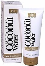 Perfumería y cosmética Crema de manos y uñas con agua de coco - Xpel Marketing Ltd Coconut Water Hand & Nail Cream