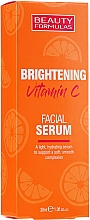 Perfumería y cosmética Sérum facial con vitamina C - Beauty Formulas Brightening Vitamin C Facial Serum