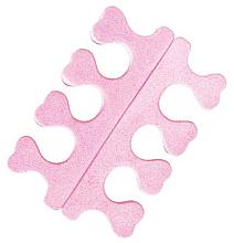 Perfumería y cosmética Separadores para pedicura 2562, rosa claro - Donegal