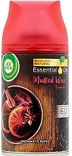 Perfumería y cosmética Recambio para difusor de aroma, Vino caliente - Air Wick Freshmatic Essential Oils Mulled Wine