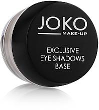 Perfumería y cosmética Base para sombra de ojos - Joko Exclusive Eye Shadows Base
