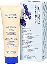 Perfumería y cosmética Crema sérum prebase hidratante de día con aceite de aguacate y extracto de jazmín - Le Cafe de Beaute Cream Serum Visage