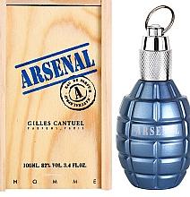 Perfumería y cosmética Gilles Cantuel Arsenal Blue - Eau de parfum