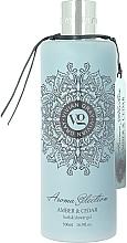 Perfumería y cosmética Gel de ducha perfumado - Vivian Gray Aroma Selection Shower Gel Amber & Cedar